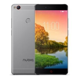 Nubia Z11 Snapdragon 820 Android 6.0 4GB RAM 5.5 Inch OIS Camera Borderless Phone Grey